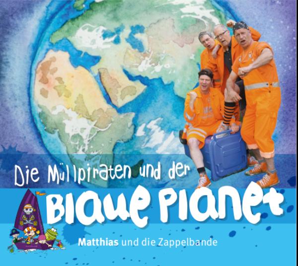 Die Müllpiraten und der blaue Planet
