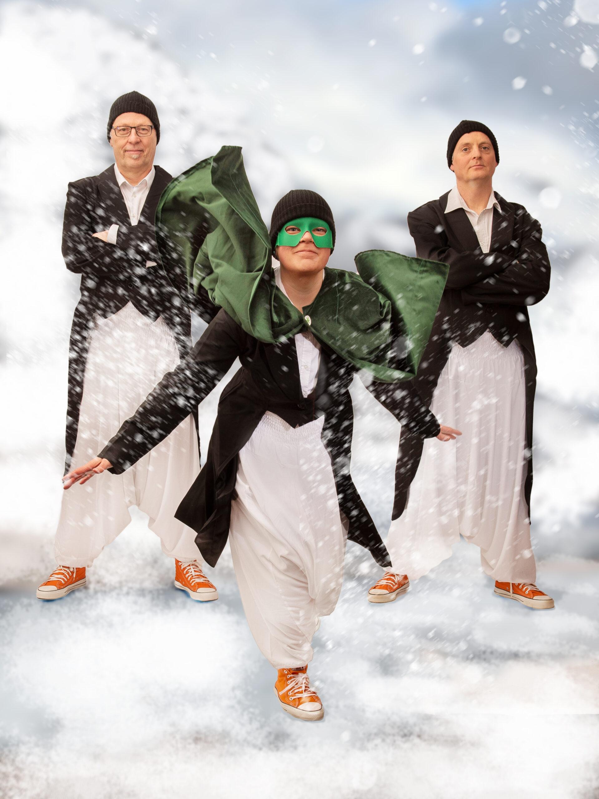 CD-Release am 12.08.21 – Pingugirl rettet die Welt
